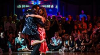 Совершенствуемся внешне и внутренне с аргентинским танго