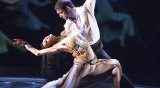 Аргентинское танго – возвращение мужественности и женственности