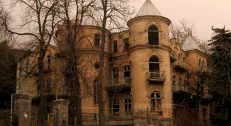 Мистические достопримечательности Пятигорска: Дом Эльзы
