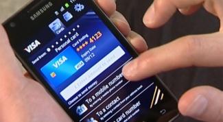 Как перевести деньги на карту Сбербанка через СМС