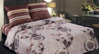 How to sew a duvet cover with your hands