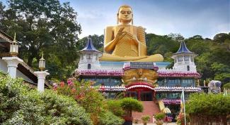 Чем привлекает туристов Шри-Ланка