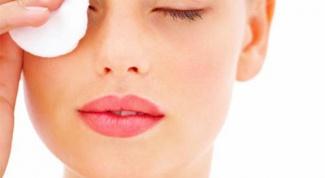 Как снять макияж с глаз домашними средствами