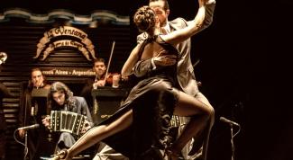 Этикет и безопасность в аргентинском танго
