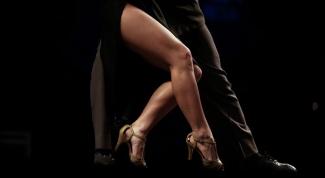 Что дает человеку аргентинское танго