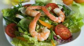 Быстрые салаты: три простых рецепта