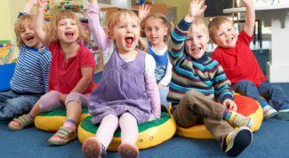 Как собрать нужные ребенку вещи в детский сад