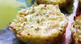 Рецепт запеченных с сыром кабачков
