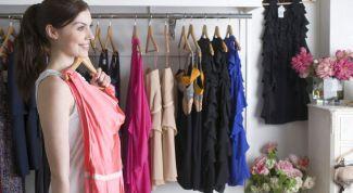 Правила по выбору платья