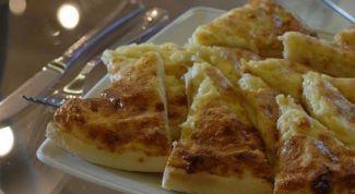 Как сделать быстрые хачапури из лаваша