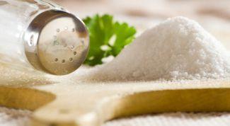 Нестандартное применение соли в домашнем хозяйстве