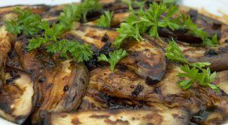 Как приготовить баклажаны быстро и вкусно на сковороде