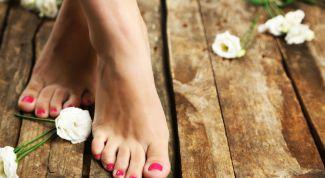 Грибок стопы: лечим правильно!