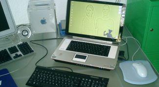 Как «переворачивать» экран на ноутбуке или компьютере