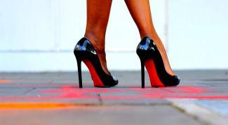Что такое туфли лабутены