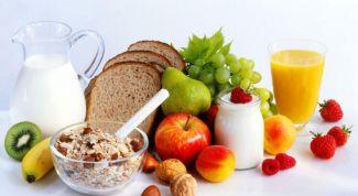 Правильное питание и онкозаболевания