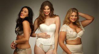 Как женщинам с полнотой одеваться и выглядеть привлекательно