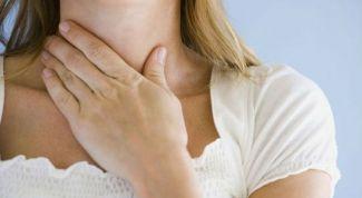 Острый фарингит: лечение в домашних условиях у взрослых