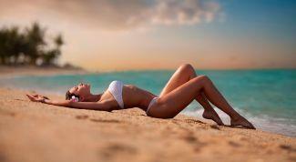 Как выглядеть красиво на пляже