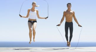 Как научиться прыгать на скакалке
