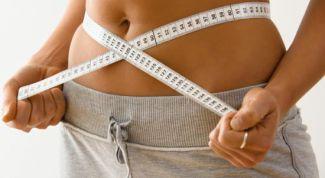 Теряем вес без диет