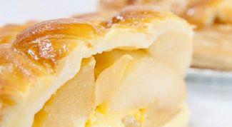 Рецепт простой шарлотки с яблоками