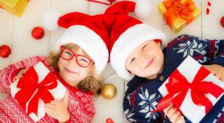 5 идей новогодних подарков для ребенка в школу