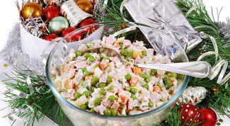 Как приготовить салат оливье: вкусные рецепты
