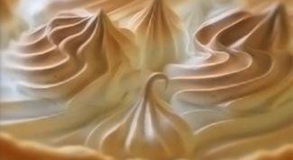 Простой ореховый торт