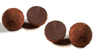 3 простых способа приготовить шоколадные трюфели