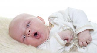 Как распознать ложный круп (стеноз гортани) у ребенка