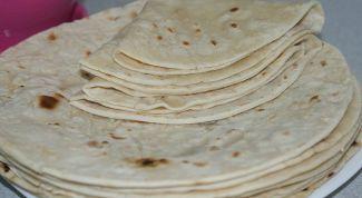 3 простых рецепта из лаваша