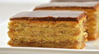 Простой рецепт пирожных с шоколадом