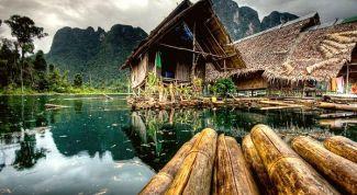 Сезон в Таиланде для отдыха и сезон дождей