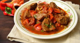 How to cook beef goulash