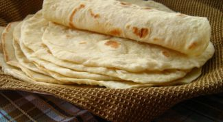 How to make pita bread for Shawarma