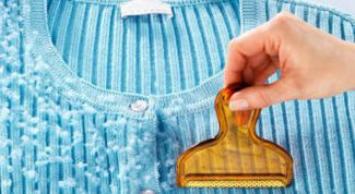 How to remove pilling from clothing
