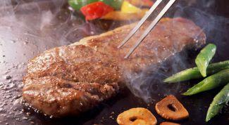 Как жарить мясо на сковородке