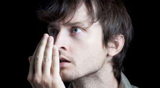 Как устранить запах перегара
