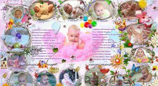 Как оформить плакат на день рождения