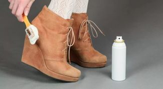 How to clean nubuck