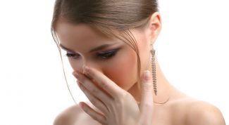 Как убрать запах лука изо рта