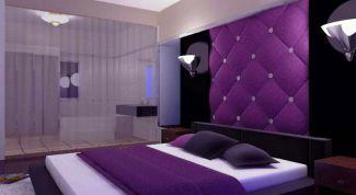 Нюансы отделки спальни: цвет, мебель