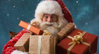 Готовим бороду для Деда Мороза