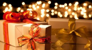 Что подарить жене/девушке на Новый год