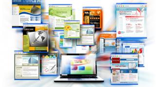 Как растет количество сайтов в интернете