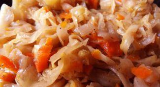 Идеальная жареная капуста - проверенный рецепт