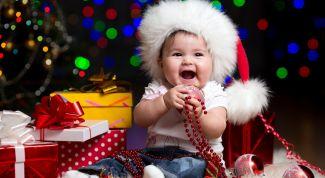 Что подарить ребенку на Новый год 2017 в зависимости от возраста