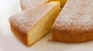 Простой и быстрый способ приготовить пирог к чаю