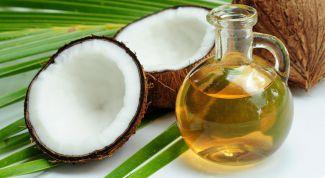 5 способов применения кокосового масла